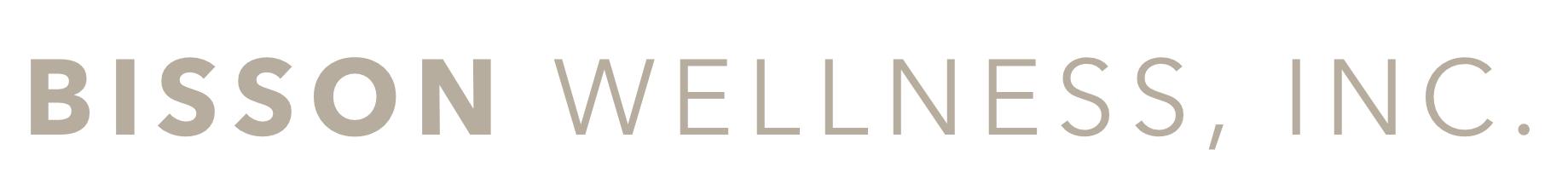 Bisson Wellness Logo